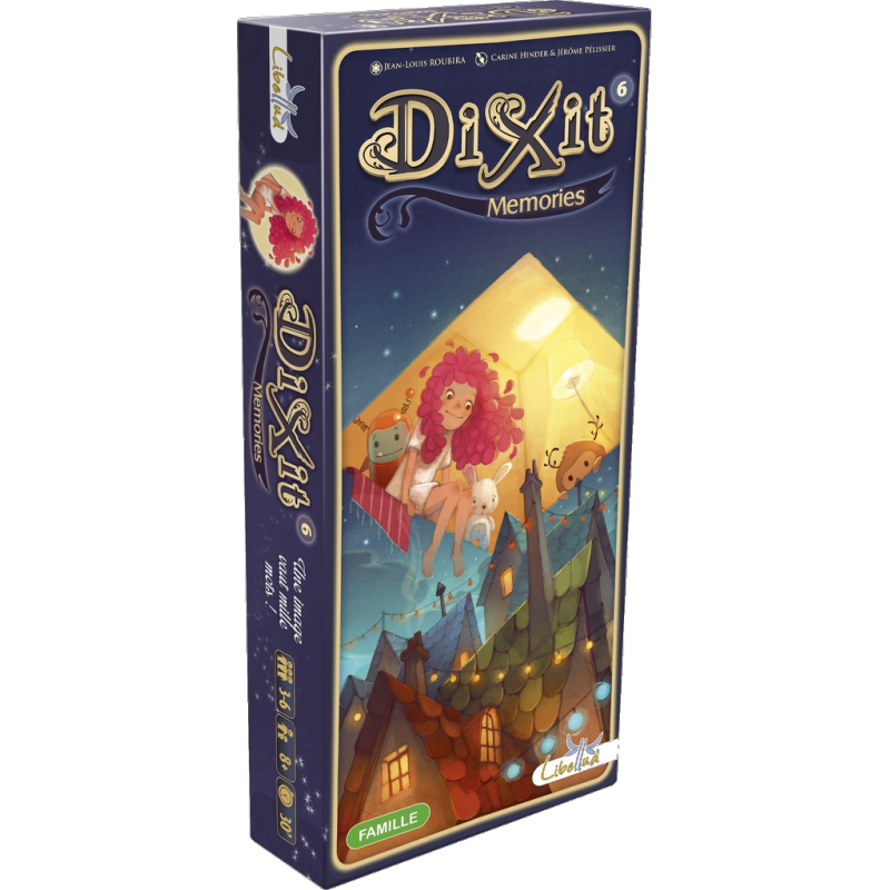Image of   Dixit Memories (6)