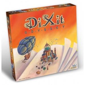 Image of   Dixit Odyssey - Engelsk