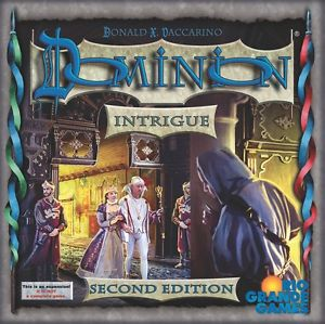 Image of   Dominion: Intrigue 2nd edition