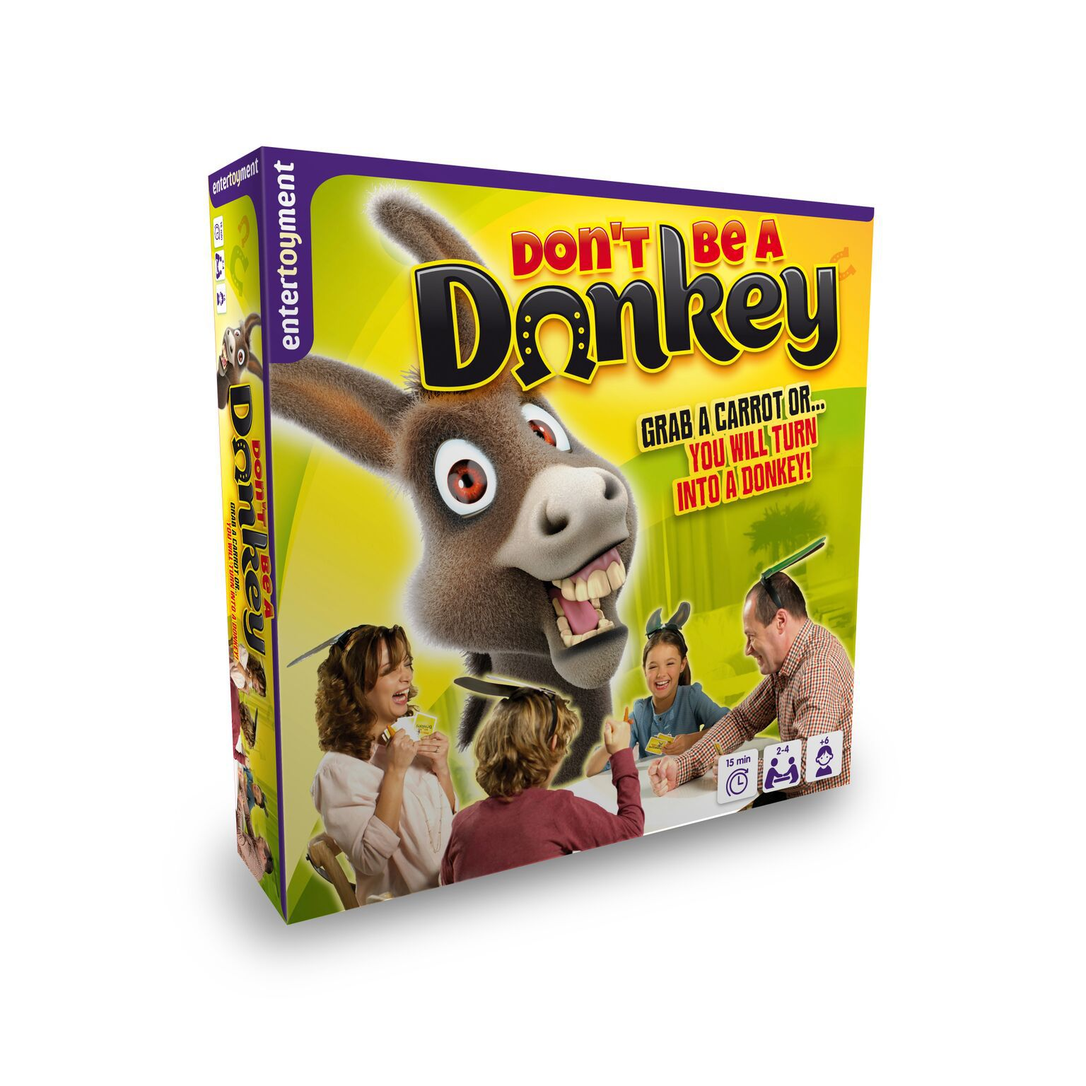 Don´t be a Donkey