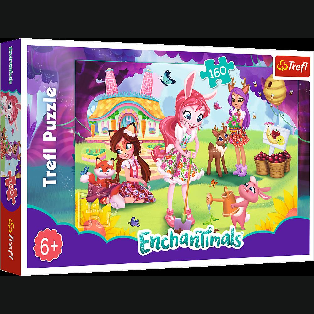Enchantimals i Haven - 160 brikker
