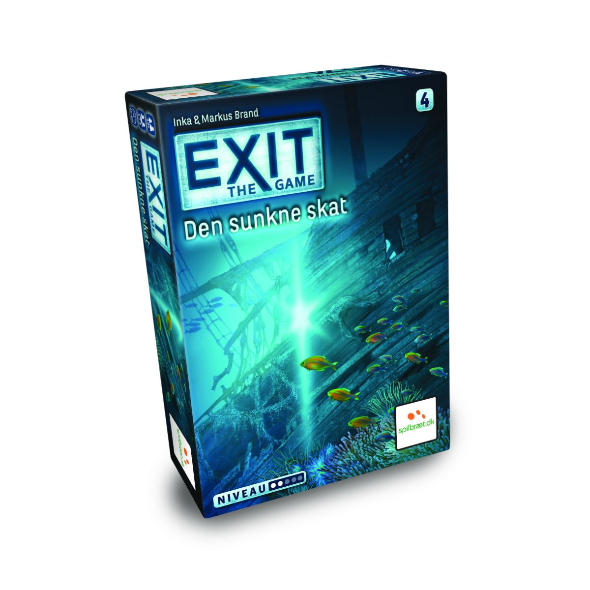 Image of   EXIT: The Game - Den Sunkne Skat