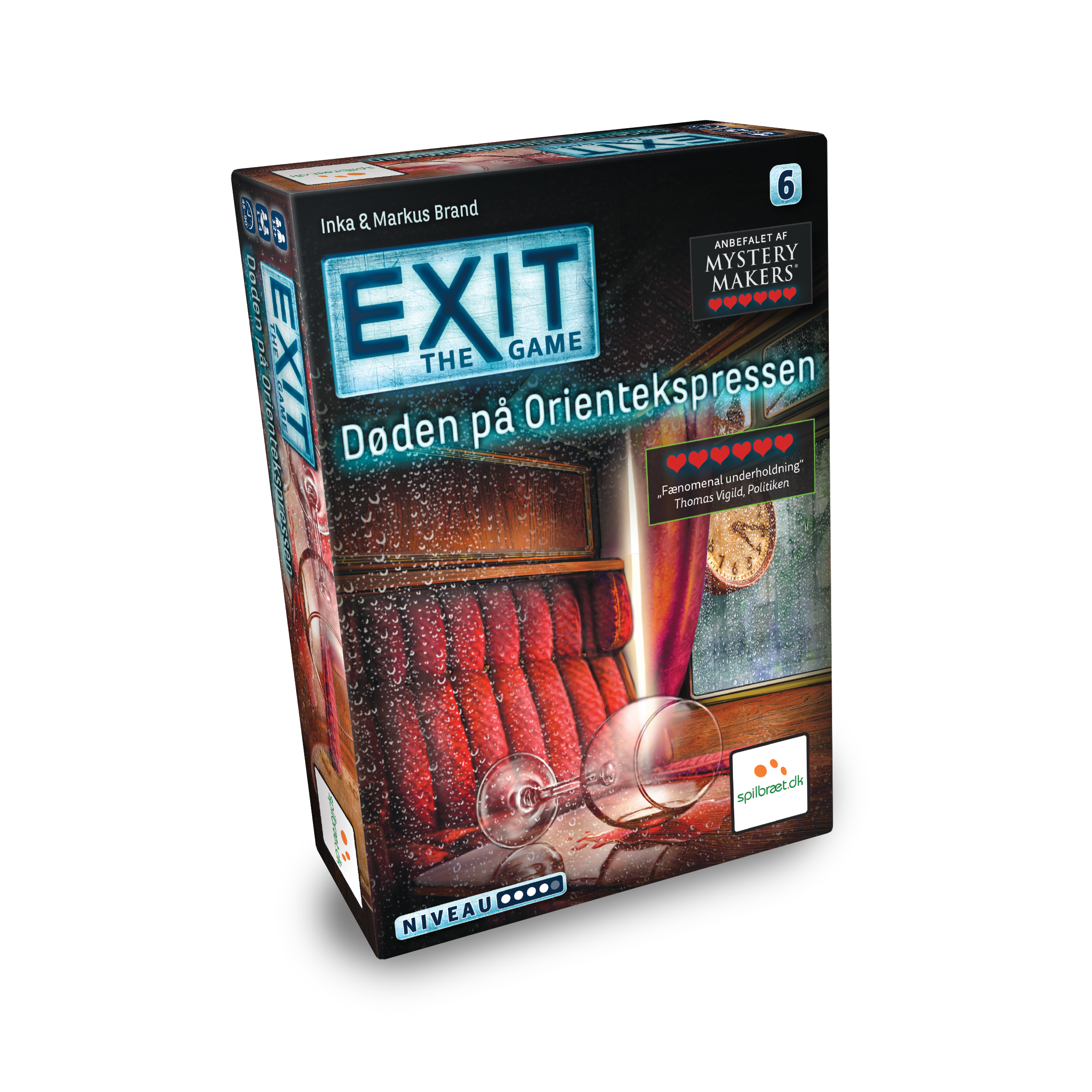 Image of   EXIT: The Game - Døden på Orientekspressen