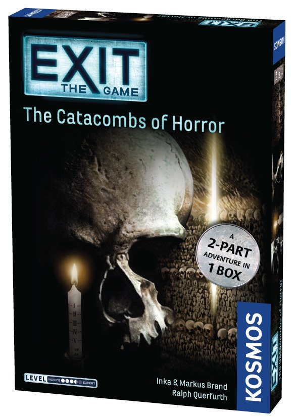 Image of   EXIT: The Game - The Catacombs of Horror