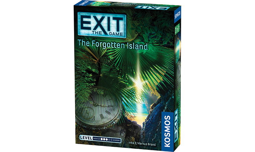 Image of   EXIT: The Game - The Forgotten Island