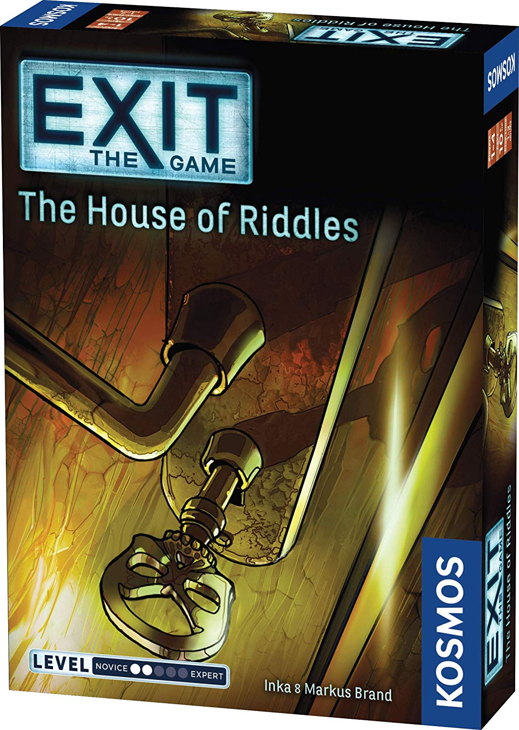 Image of   EXIT: The Game - The House of Riddles