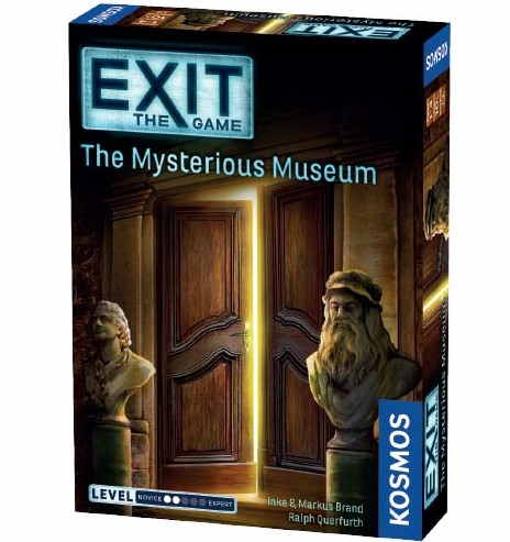 Image of   Exit: The Game - The Mysterious Museum