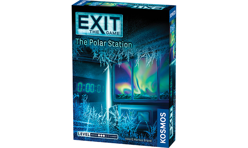 Image of   EXIT: The Game - The Polar Station