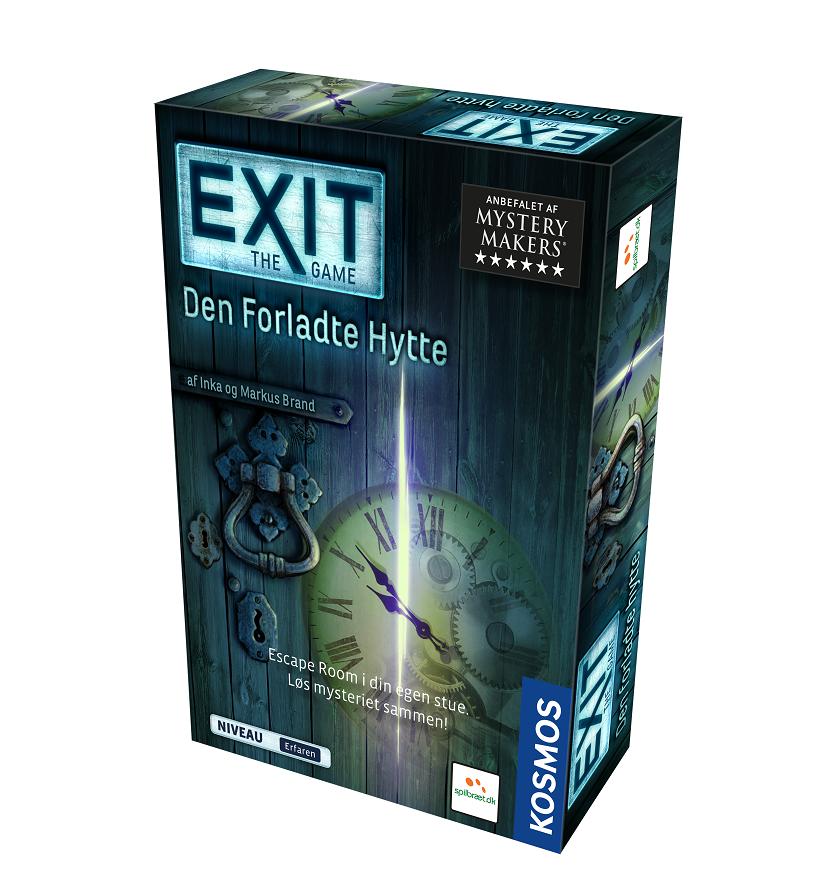Image of   EXIT: The Game - Den Forladte Hytte