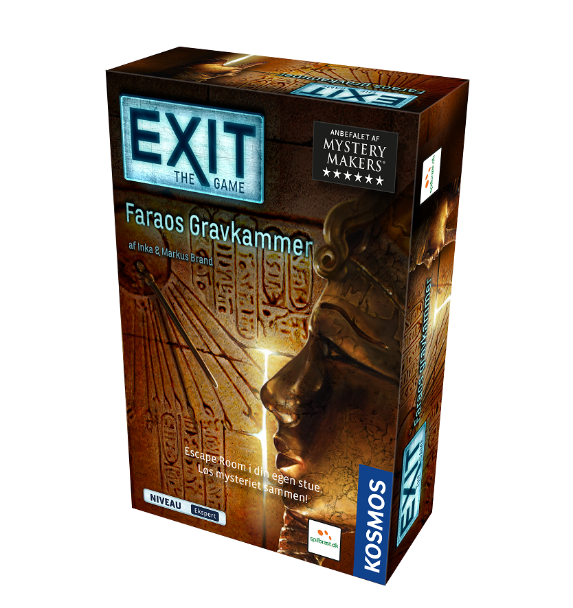 Image of   EXIT: The Game - Faraos Gravkammer