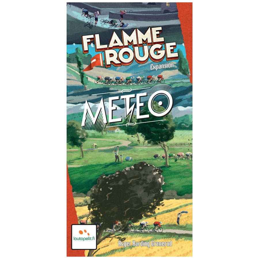Image of   Flamme Rouge Meteo