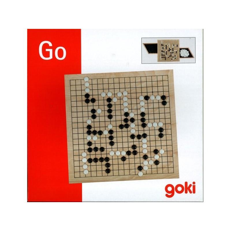 Image of   Go - Fra Goki