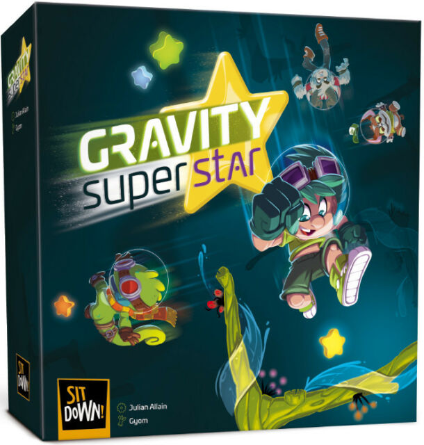 Image of   Gravity Superstar