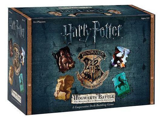 Image of   Harry Potter Hogwarts Battle Monster Box