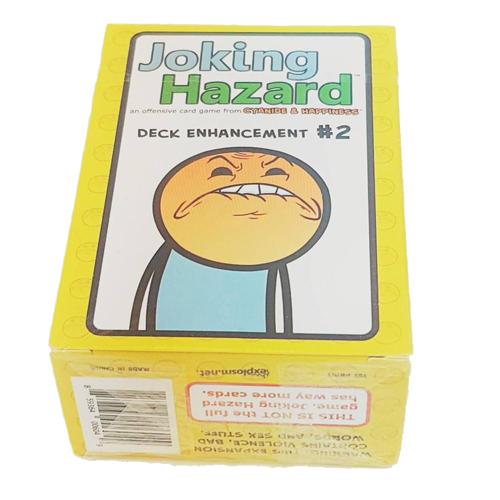 Image of   Joking Hazard - udvidelse 2