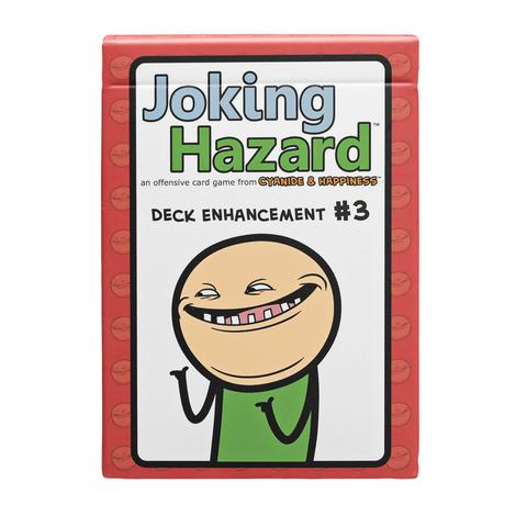 Image of   Joking Hazard - udvidelse 3