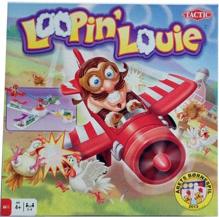 Image of   Loopin Louie