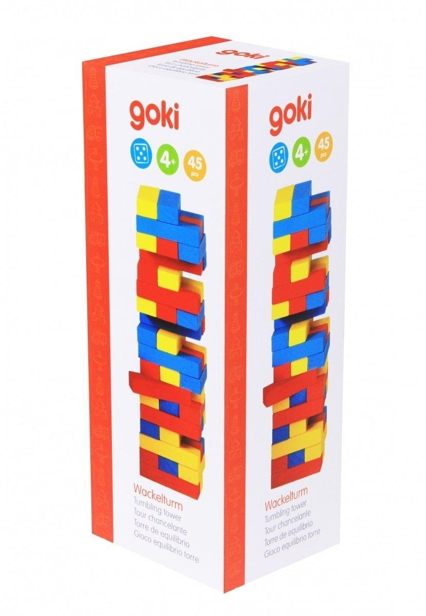Mini Klodsmajor - Goki