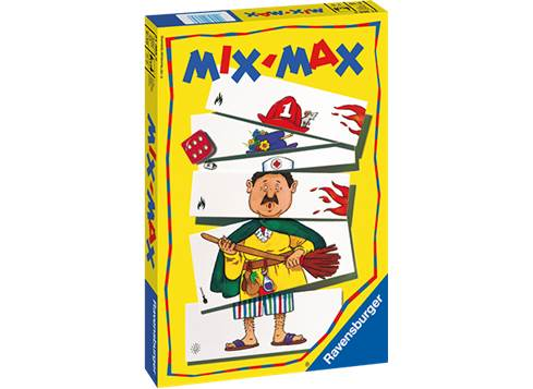 Image of   Mix Max
