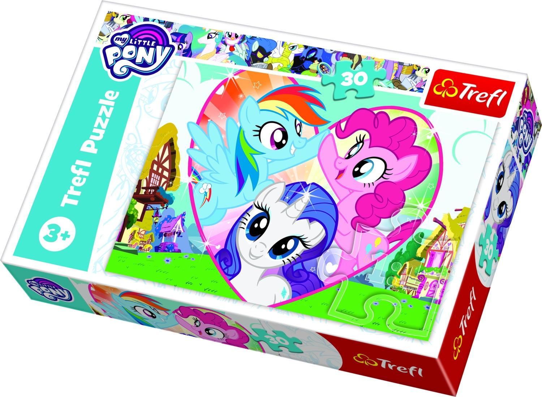 My Little Pony - Better Together, 30 brikker