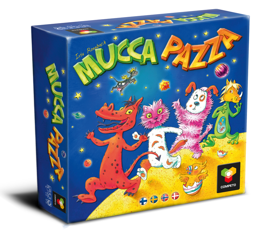 Image of   Mucca Pazza