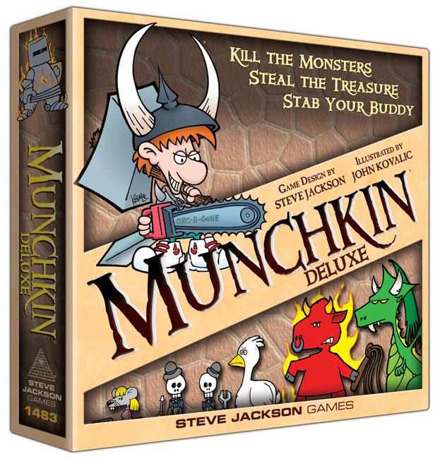 Image of   Munchkin deluxe