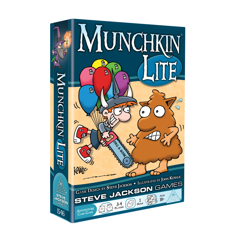 Image of   Munchkin Lite