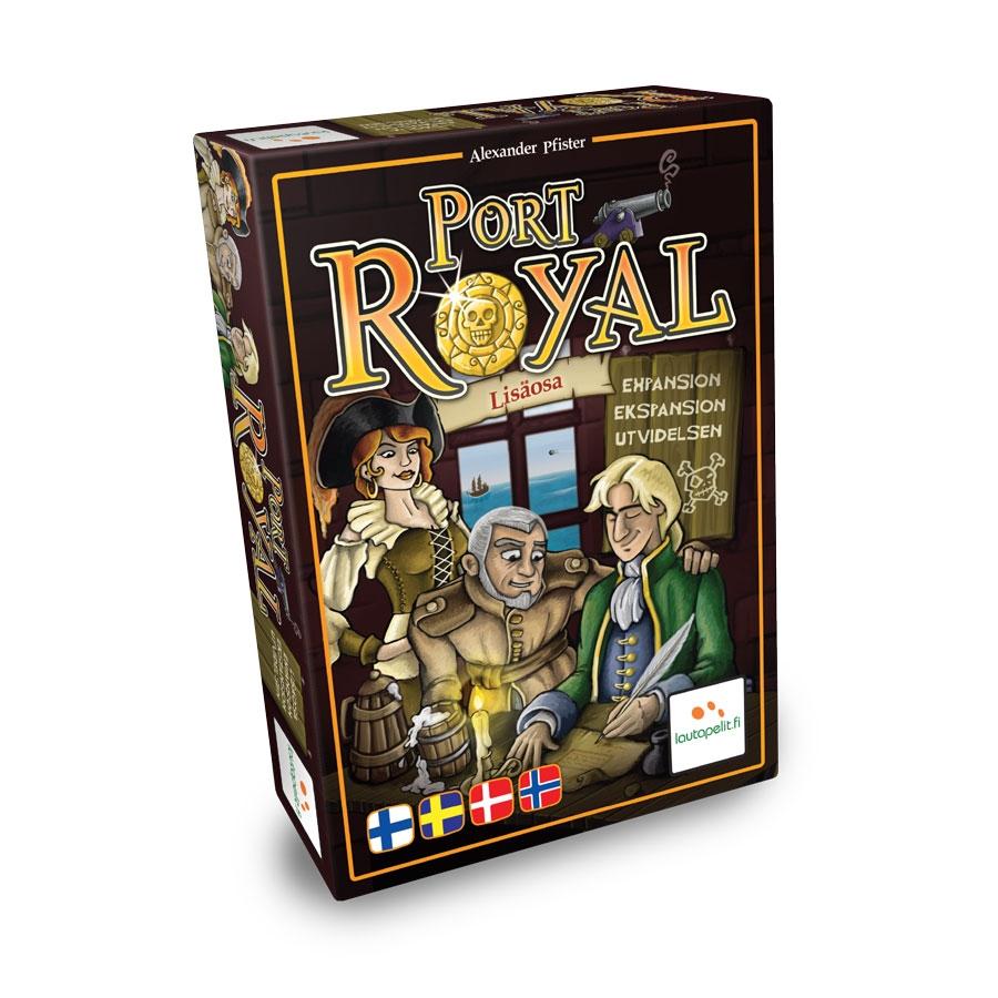Image of   Port Royal - Udvidelse