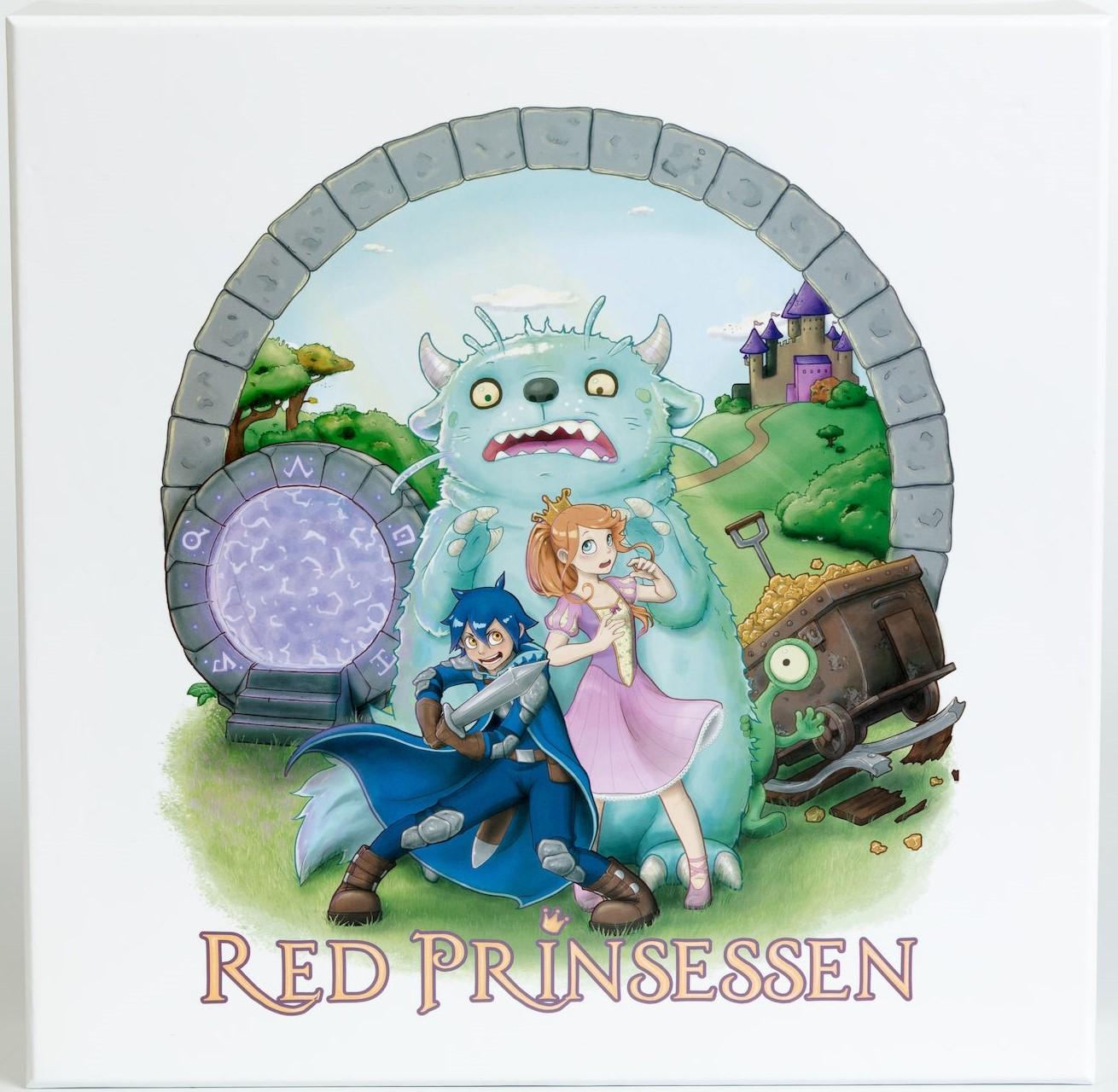 Red Prinsessen