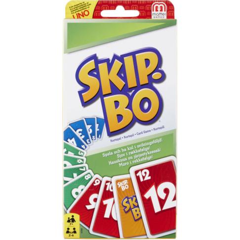 Image of   Skip-bo spillet