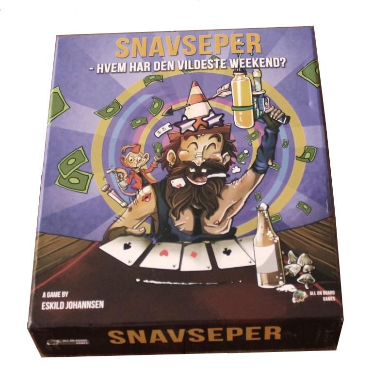 Image of   Snavseper