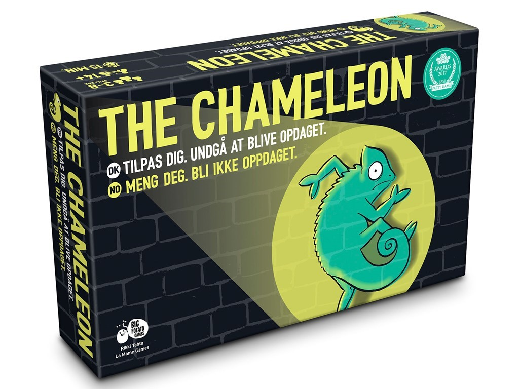 Image of   The Chameleon