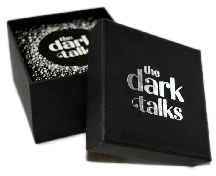 Image of   The Dark Talks - Engelsk