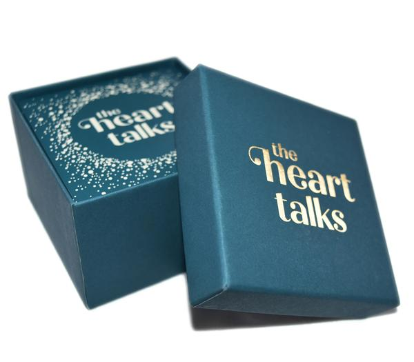 Image of   The Heart Talks - Dansk