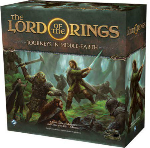 Image of   Lord of the Rings: Journeys in Middle-earth