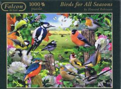 Birds for All Seasons, 1000 brikker (1)