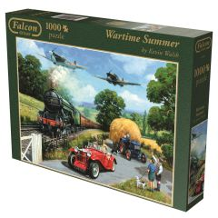 Wartime Summer, 1000 brikker (1)