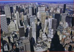 New York: Empire State Building view, 1000 brikker (1)
