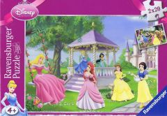 Enchanting Princesses, 2x20 brikker (1)