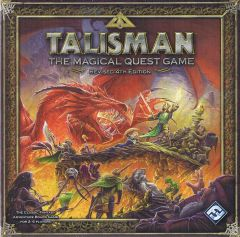 Talisman - The Magical Quest Game (1)