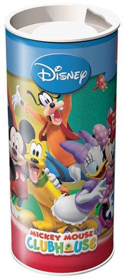 Mickey Mouse clubhouse, puzzletube, 35 brikker (2)
