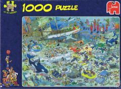 Deep Sea Fun,  1000 brikker (1)