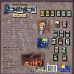 Dominion: Intrigue 2nd edition (2)