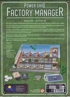 Power Grid, Factory Manager (2)
