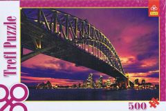 The Harbour Bridge, Sydney, 500 brikker (1)