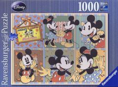 Mickey & Minnie Memories, 1000 brikker (1)