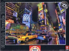Times Square, New York, 1000 brikker (1)