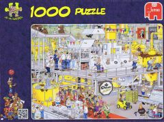 The Chocolate Factory, 1000 brikker (1)