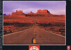 Monument Valley Road, 1500 brikker (1)