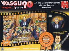 Wasgij? Imagine #1 If the Liberal Win the General Election!, 1000 brikker (1)